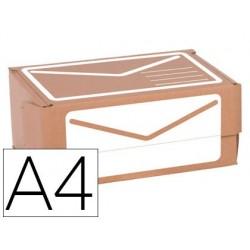 Boîte expédition postale elba a4 manuelle coloris...