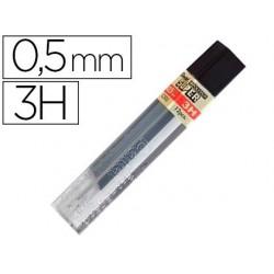 Mine pentel super 0.5mm 3h étui 12 unités