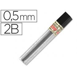 Mine pentel 0.5mm 2h étui 12 unités