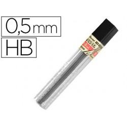 Mine pentel 0.5mm hb étui 12 unités