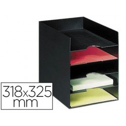 Module classement paperflow 5 cases polystyrène hauteur...