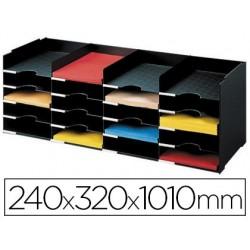 Module classement paperflow superposable armoire 20 cases...