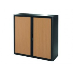 Armoire paperflow easy office 2 tablettes charge 75kg...