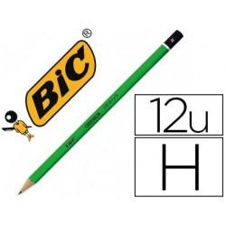 Crayon graphite bic critérium 550 h bois hexagonal tête...