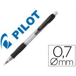 Porte-mine pilot super grip 0.7mm avance automatique...