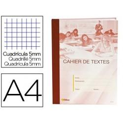 Cahier textes éditions fuzeau pour enseignants couverture...