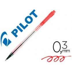 Stylo-bille pilot bp-s matic écriture fine 0.3mm 800m...