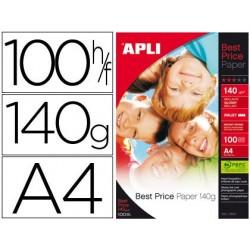 Papier photo apli agipa jet d'encre best price brillant...