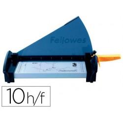 Cisaille fellowes fusion a4 capacité coupe 10f presse...