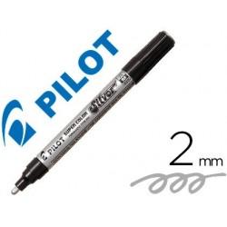 Marqueur pilot feutre permanent encre métallique pointe...