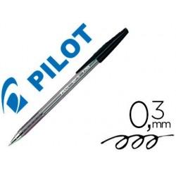 Stylo-bille pilot bp-s écriture fine 0.3mm encre douce...