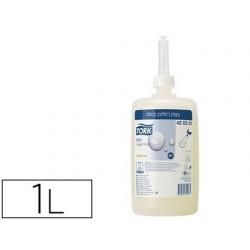 Savon liquide tork premium s1 doux légèrement parfumé...