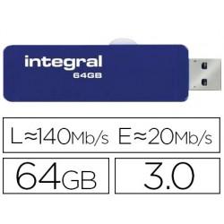 Clé usb intégral slide otg 3.0 64gb usb 3.0 et micro-usb...