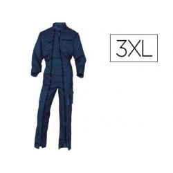Combinaison travail deltaplus mach2 polyester coton...