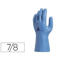 Gant latex deltaplus support coton jersey longueur 30cm...