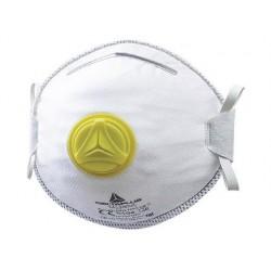 Demi-masque deltaplus jetable m1200v fibre synthétique...