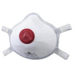 Demi-masque deltaplus jetable m1300v fibre synthétique...