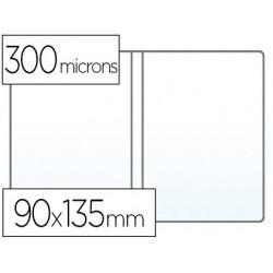 Étui protection elba pvc 20/100e 90x130mm spécifique...