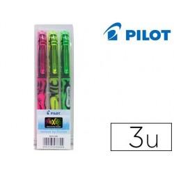 Surligneur pilot frixion light écriture 1/3.3mm encre...