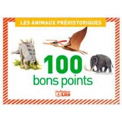 Bon point éditions lito animaux préhistoriques texte...