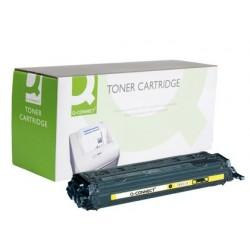 Toner laser q-connect compatible imprimantes hp ce321a...