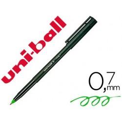 Feutre roller uniball 103 vert