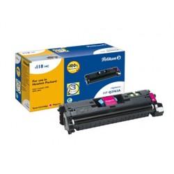 Toner laser pelikan compatible imprimantes hp q3963a magenta