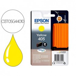 Cartouche epson valise 405 jaune