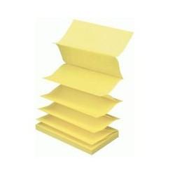 Post-it Z-notes 100 flles 76x127mm jaune