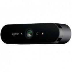 Webcam logitech brio 4k camera ultra haute definition...