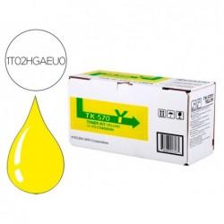 Toner kyocera tk570y fs-5400 jaune