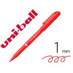 Feutre uniball sign pen encre super ink couvrante pointe...