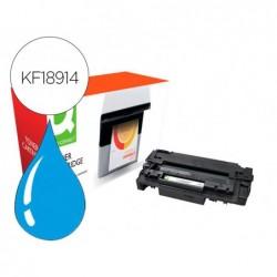 Toner compatible q-connect canon lbp710c i-sensys lbp-710...
