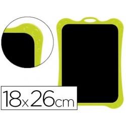 Ardoise noire maped 180x260mm 1 face unie 1 face...