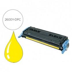 Toner dpc compatible hp q6002/ep707y