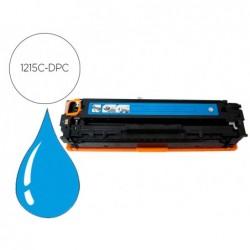 Toner dpc compatible hp cb541a/125a