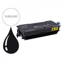 Toner dpc compatible kyocera tk3100