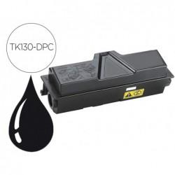 Toner dpc compatible kyocera tk130 7200p noir fs-1028...