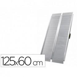 Rampe acces viso pliable aluminium pmr fauteuils roulants...