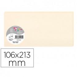 Papier correspondance clairefontaine pollen 210g/m2...