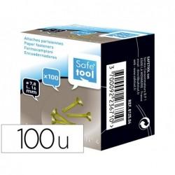 Attache parisienne wonday nº4 16mm boîte 100 unités 8125.04