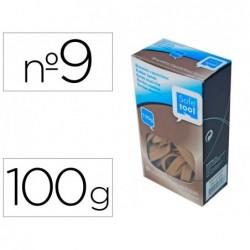 Bracelet caoutchouc safetool 90x6mm boîte 100g