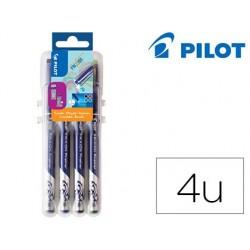 Stylo-feutre pilot evolutive pointe moyenne coloris noir...