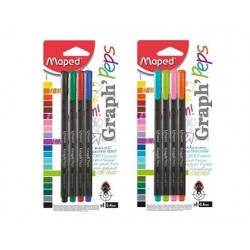 Stylo-feutre maped graph'peps pointe extra fine format...