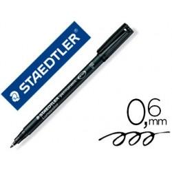 Stylo-feutre staedtler lumocolor permanent pointe fine...