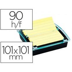Dévidoir post-it z-notes millenium grand format 101x101mm...