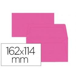 Enveloppe oxford c6 114x162mm 120g gommée coloris rose...