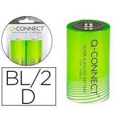 Pile q-connect économique capacité 1.5v i.c.e. lr20...