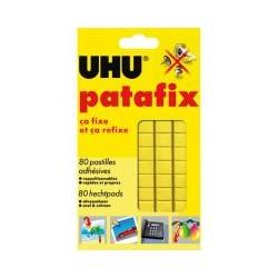 Pastille pate adh jaune patafix (x80)