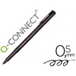 Stylo-feutre q-connect ohp pen permanent pointe fine...